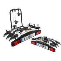 Bagażnik platforma rowerowa na hak Aguri Active Bike 3
