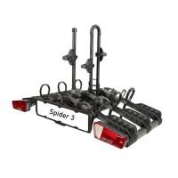 Bagażnik rowerowy na hak Inter Pack New Spider 3 składany